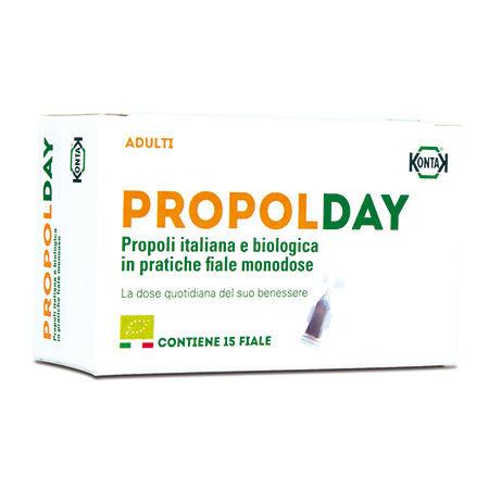 Single dose vials PROPOLDAY