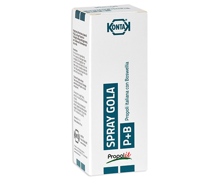 Boswellia and Propoli Throat Spray Propolit