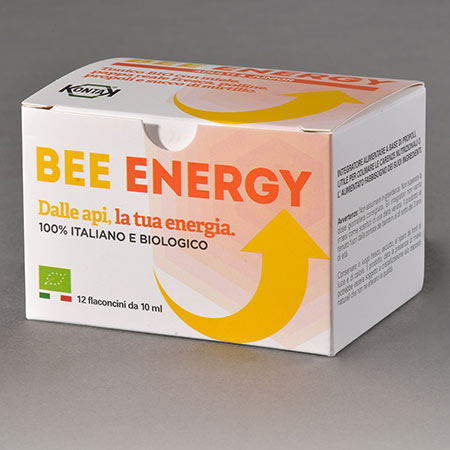 BEE ENERGY tonic